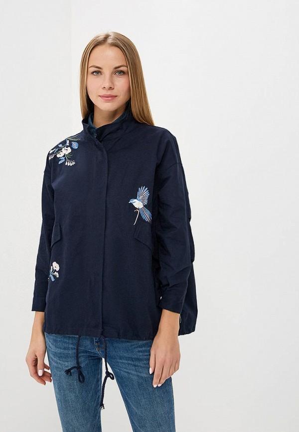 Куртка джинсовая Zabaione Zabaione ZA014EWCVWW3