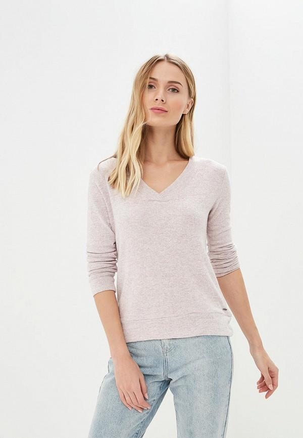 женский пуловер zabaione, розовый