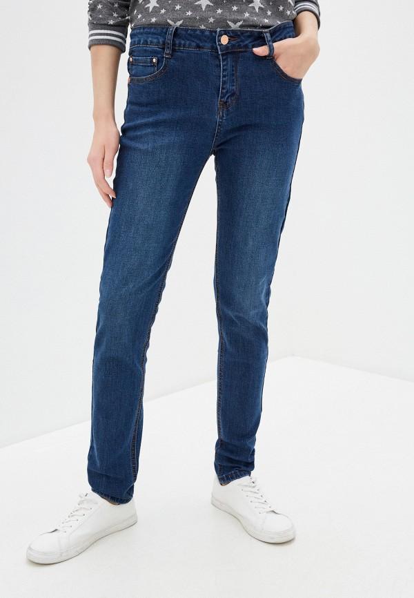 женские джинсы zabaione, синие