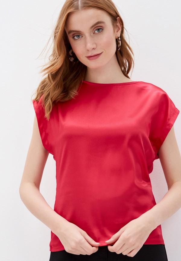 женская блузка zabaione, розовая