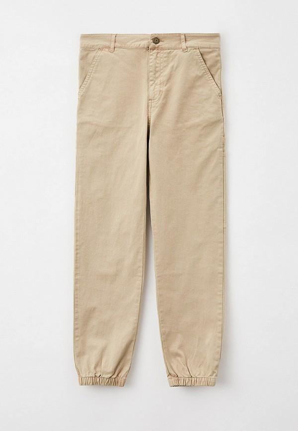 брюки zadig & voltaire для мальчика, бежевые
