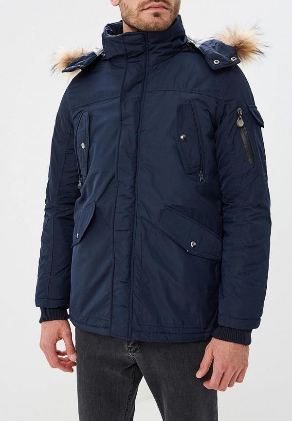 женская куртка z-design, синяя
