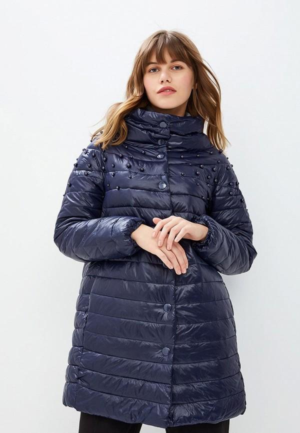 Куртка утепленная Z-Design Z-Design ZD002EWCNGS1 black sexy lace up design plain halter sleeveless crop top
