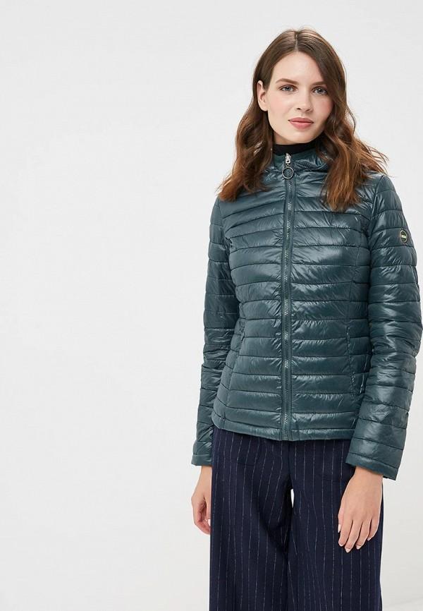 Куртка утепленная Z-Design Z-Design ZD002EWCPCQ2 black sexy lace up design plain halter sleeveless crop top