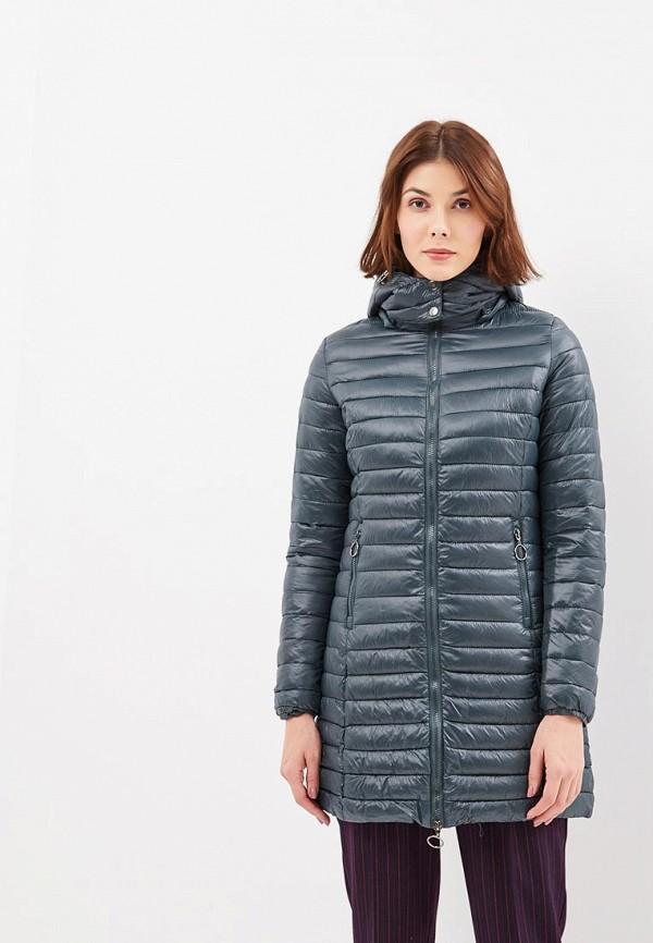 Куртка утепленная Z-Design Z-Design ZD002EWCXCY6 black sexy lace up design plain halter sleeveless crop top