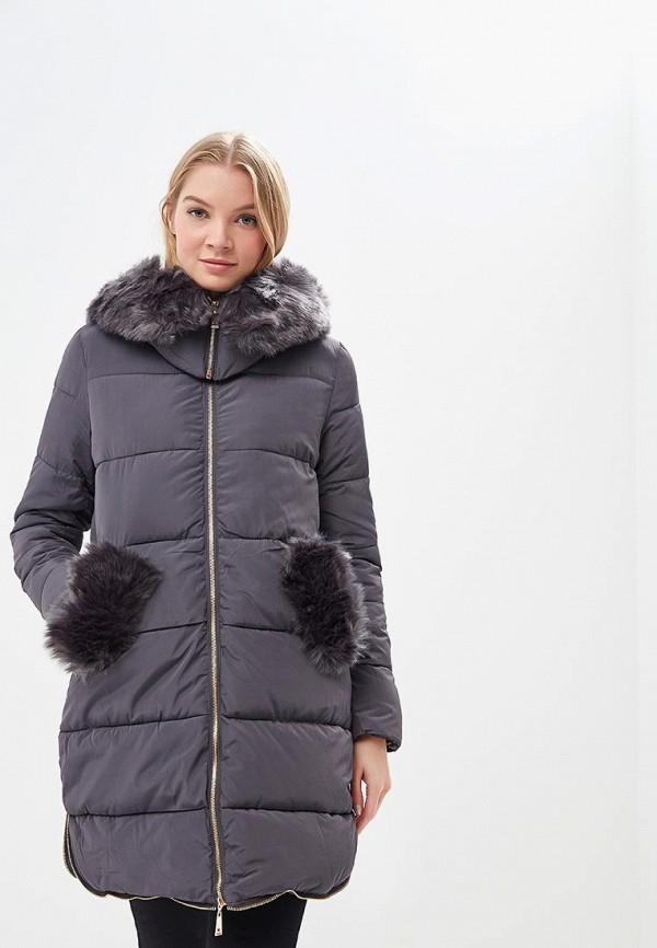 Купить Куртка утепленная Z-Design, zd002ewdcav9, серый, Осень-зима 2018/2019