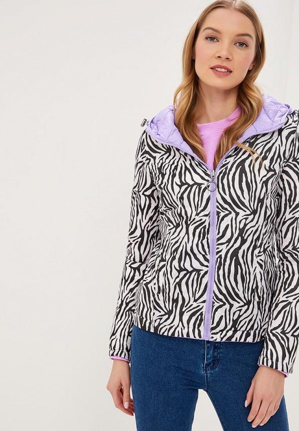 женская куртка z-design, разноцветная