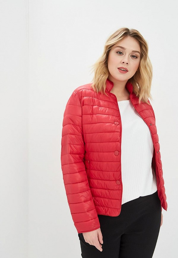 женская куртка z-design, розовая