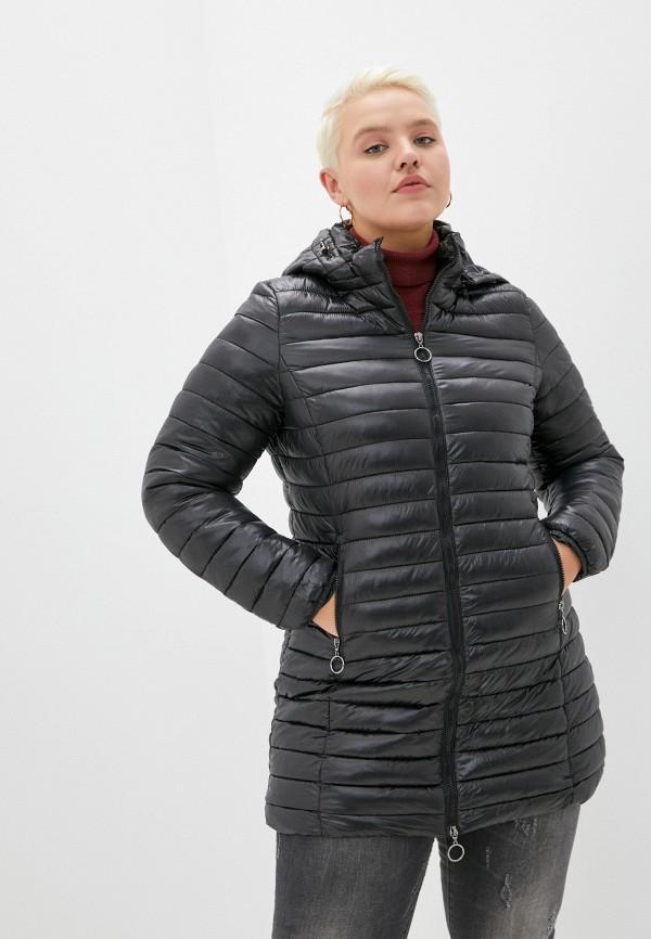 женская куртка z-design, черная
