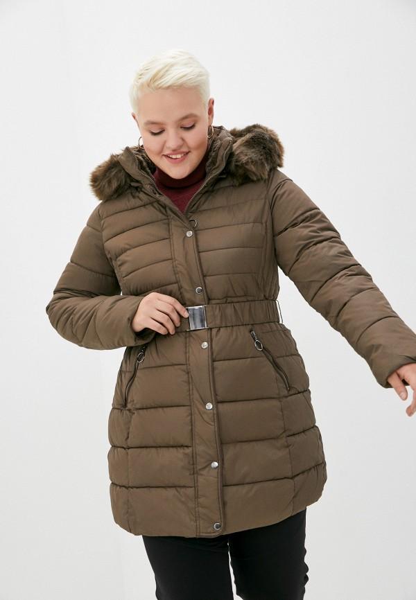 женская куртка z-design, хаки
