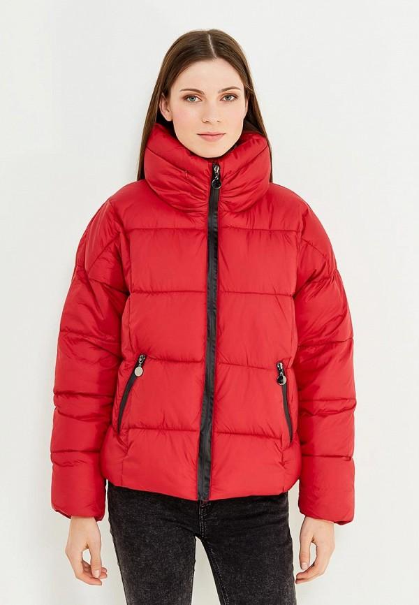 Фото - Куртку утепленная Z-Design красного цвета