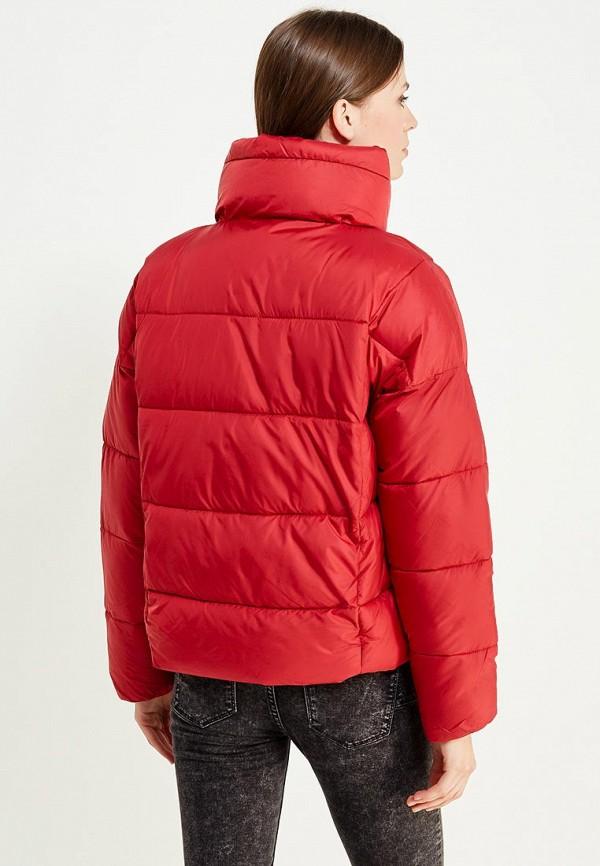Фото 3 - Куртку утепленная Z-Design красного цвета