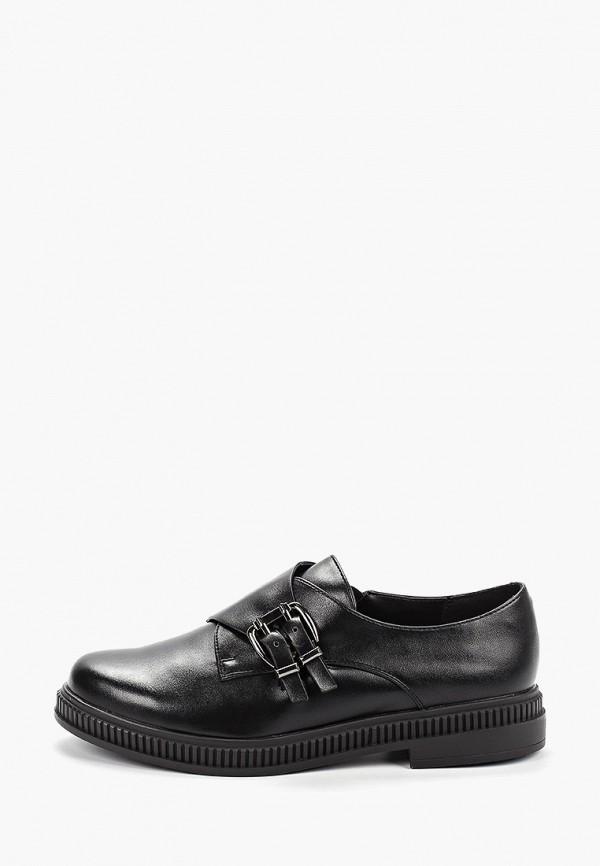 женские ботинки zenden, черные