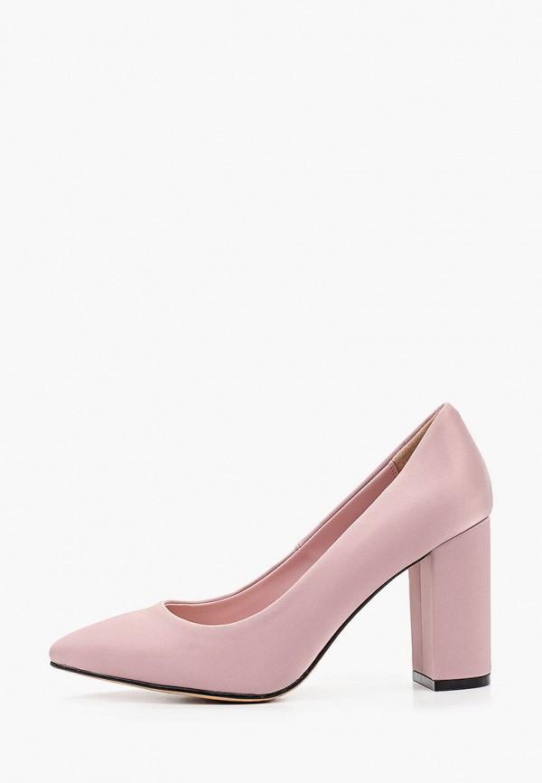 женские туфли zenden, розовые