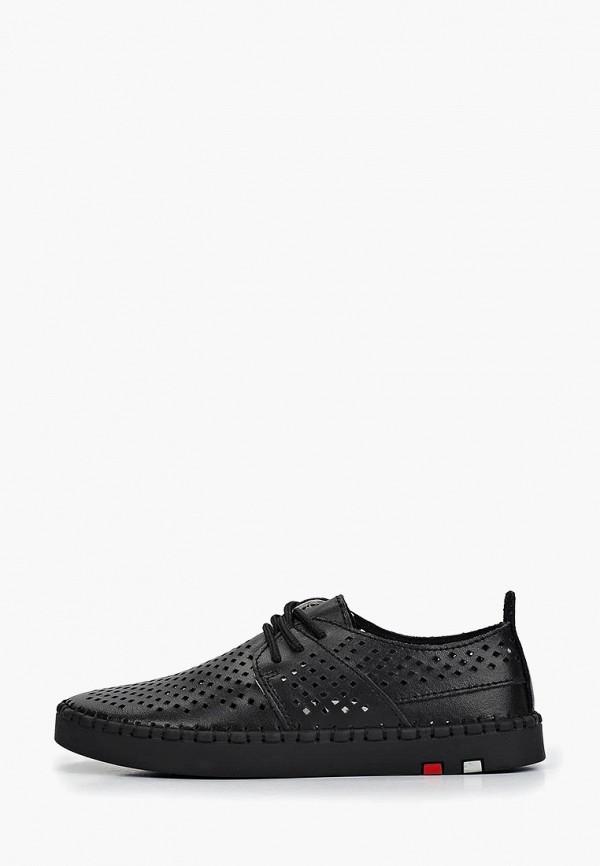 ботинки zenden active для мальчика, черные