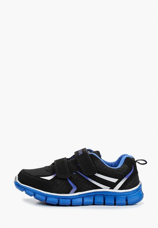 кроссовки zenden active для мальчика, черные