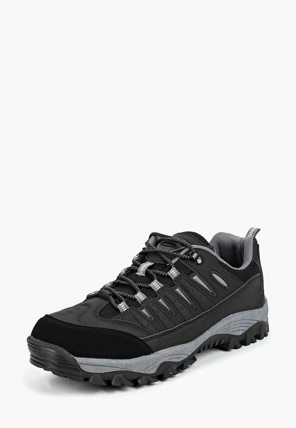 мужские кроссовки zenden active, черные