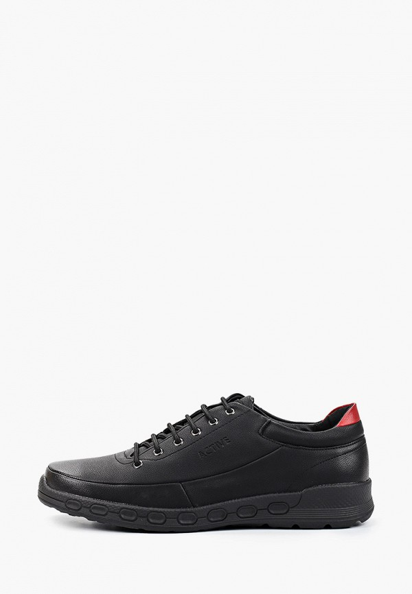 мужские ботинки zenden active, черные