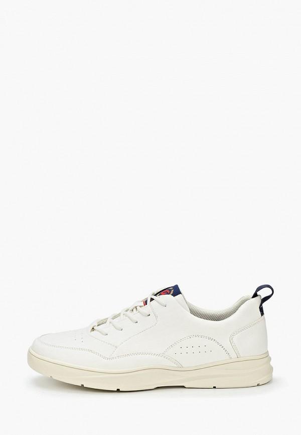 мужские кроссовки zenden active, белые