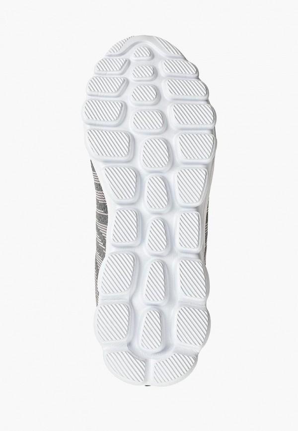 Фото 5 - женские кроссовки Zenden Active серого цвета