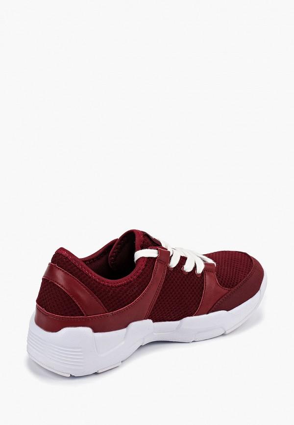 Фото 3 - женские кроссовки Zenden Active бордового цвета
