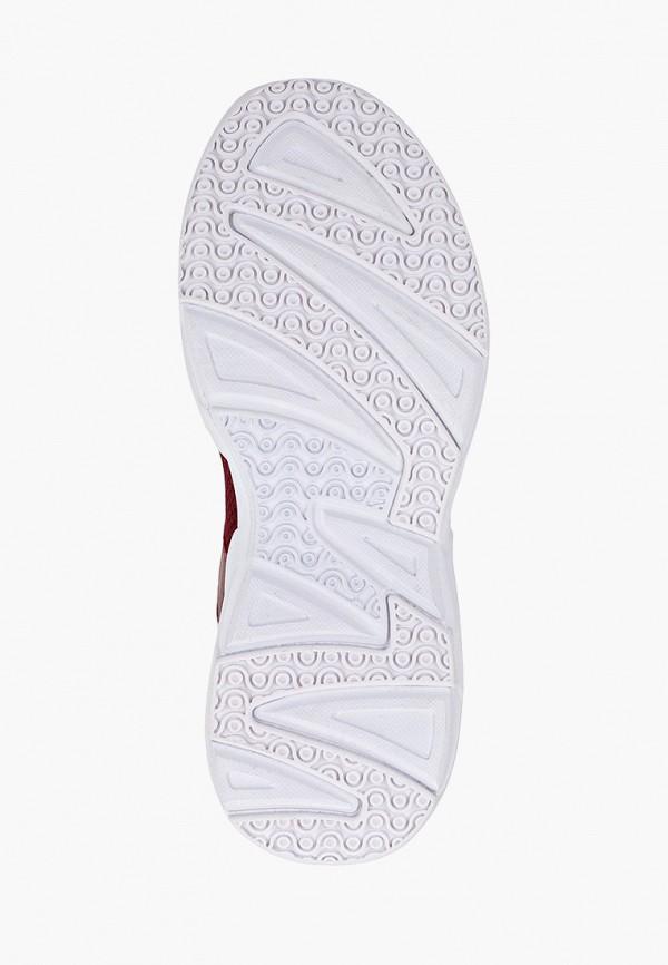 Фото 5 - женские кроссовки Zenden Active бордового цвета