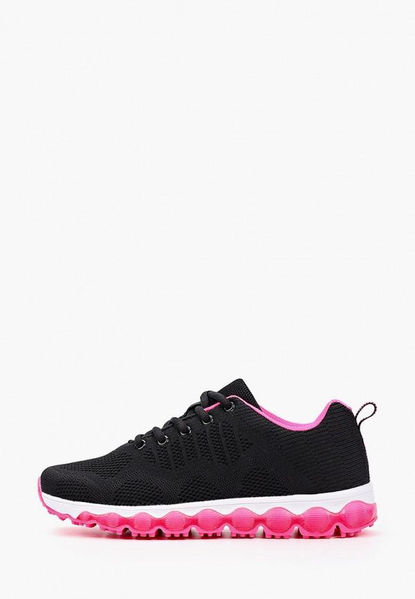женские кроссовки zenden active, черные