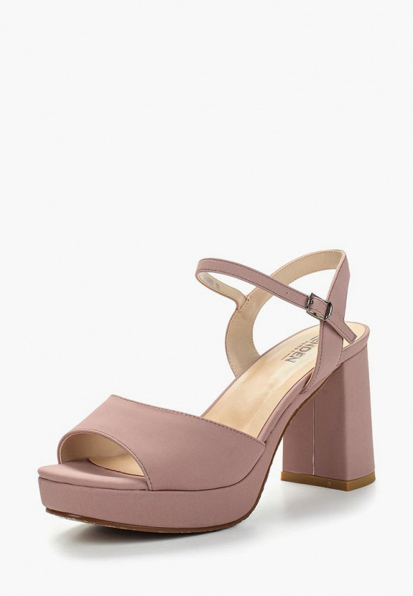 Босоножки Zenden Woman Zenden Woman ZE009AWAEFQ4 кроссовки для девочки zenden цвет розовый 219 33gg 002tt размер 31