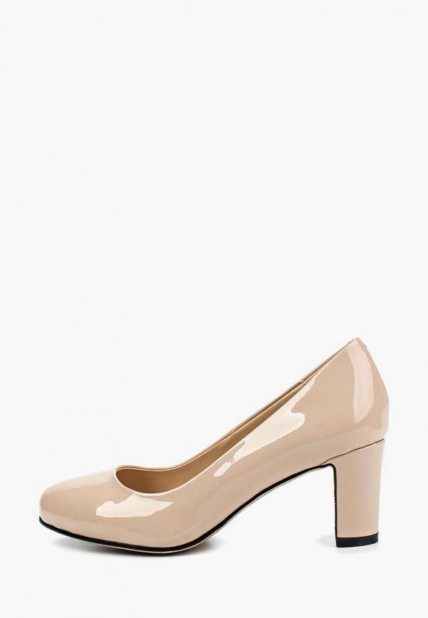 мужские туфли zenden woman, бежевые