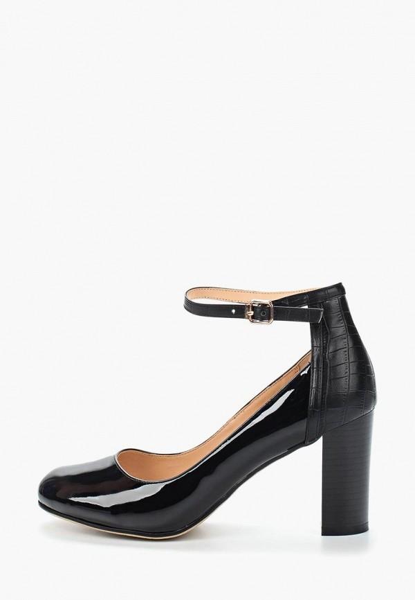 Фото 2 - женские туфли Zenden Woman черного цвета