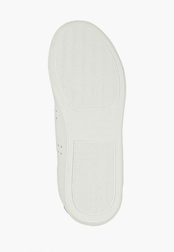 Фото 5 - женские кеды Zenden Comfort белого цвета