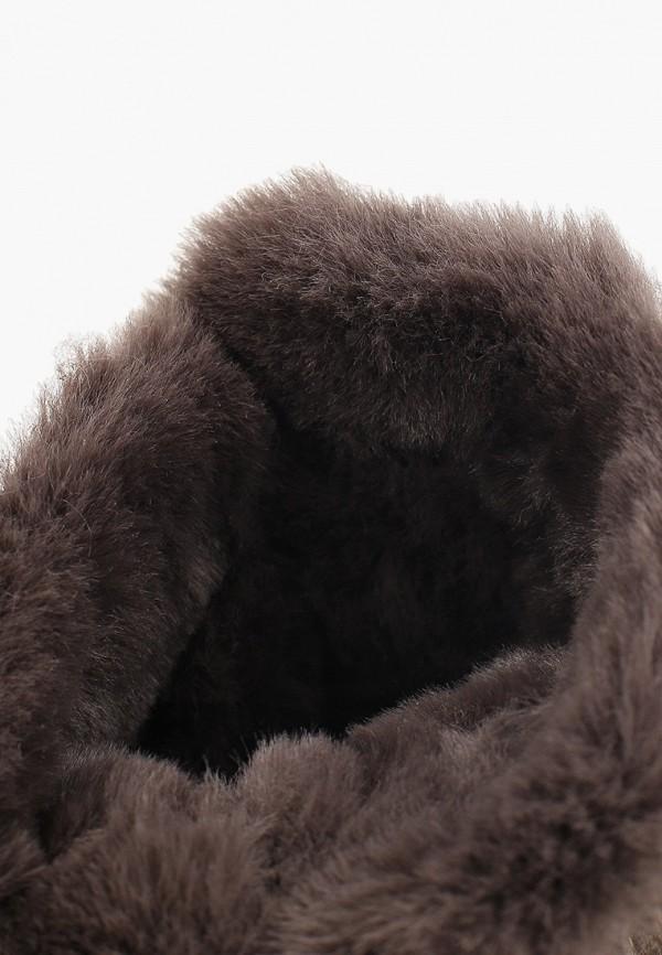 Фото 6 - женские полусапоги Zenden Comfort коричневого цвета
