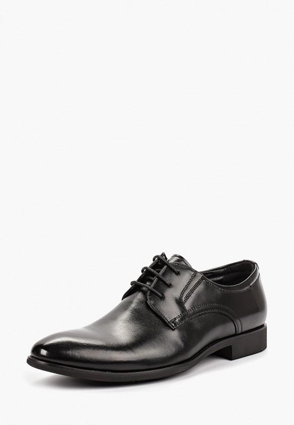 Фото 2 - мужские туфли Zenden Collection черного цвета