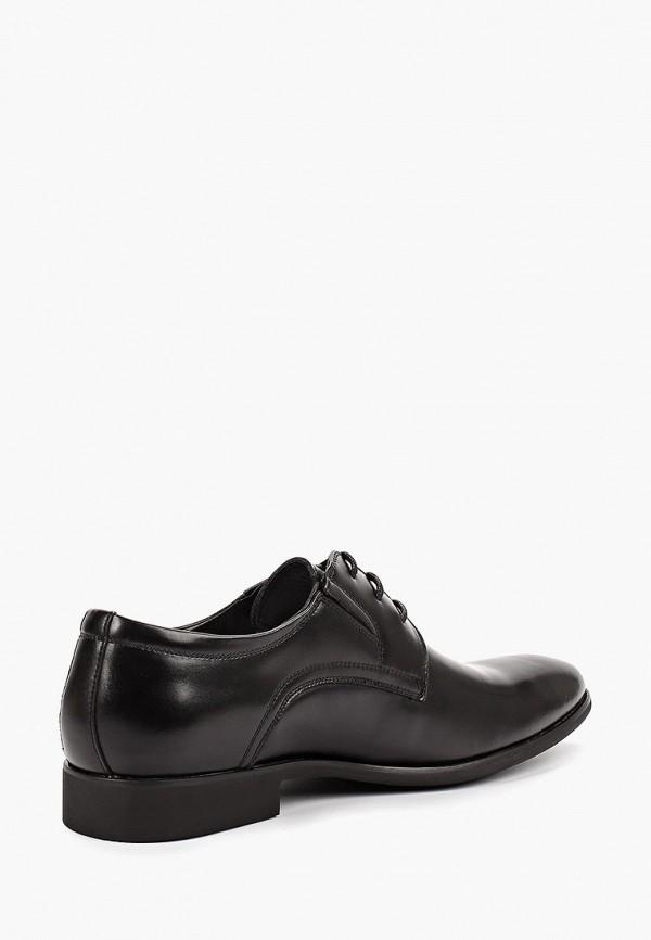 Фото 3 - мужские туфли Zenden Collection черного цвета