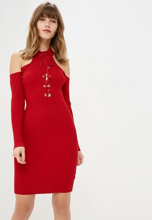 женское платье zeza, красное