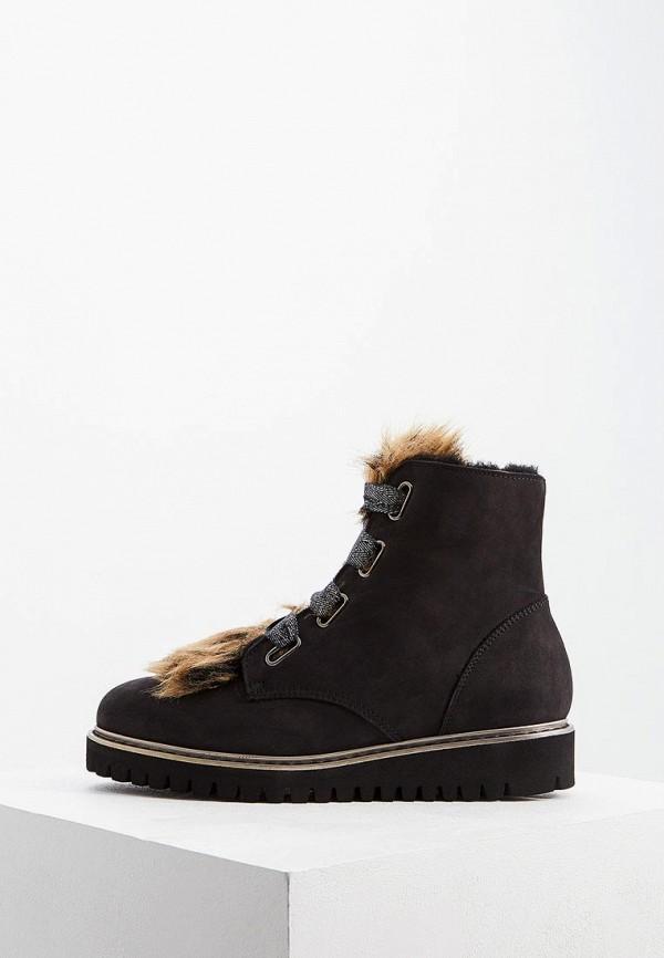 женские ботинки zenux, черные