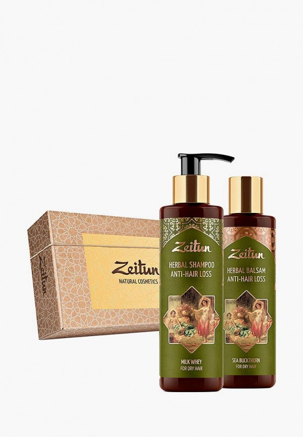 Набор для ухода за волосами Zeitun Zeitun ZE015LWBXYW8