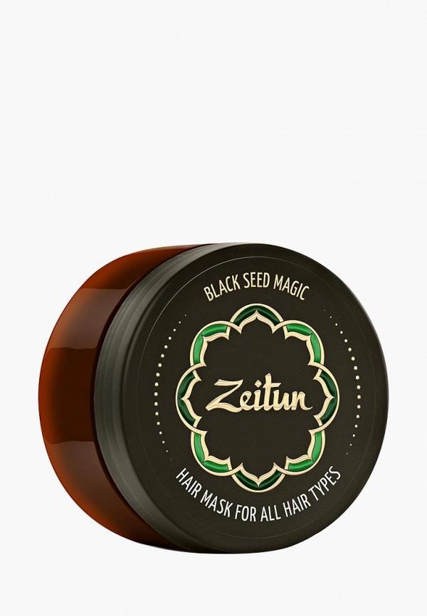 Купить Маска для волос Zeitun, Многофункциональная Магия черного тмина для всех типов. С маслом черного тмина, 200 мл, ze015lwbxyx4, прозрачный, Весна-лето 2019