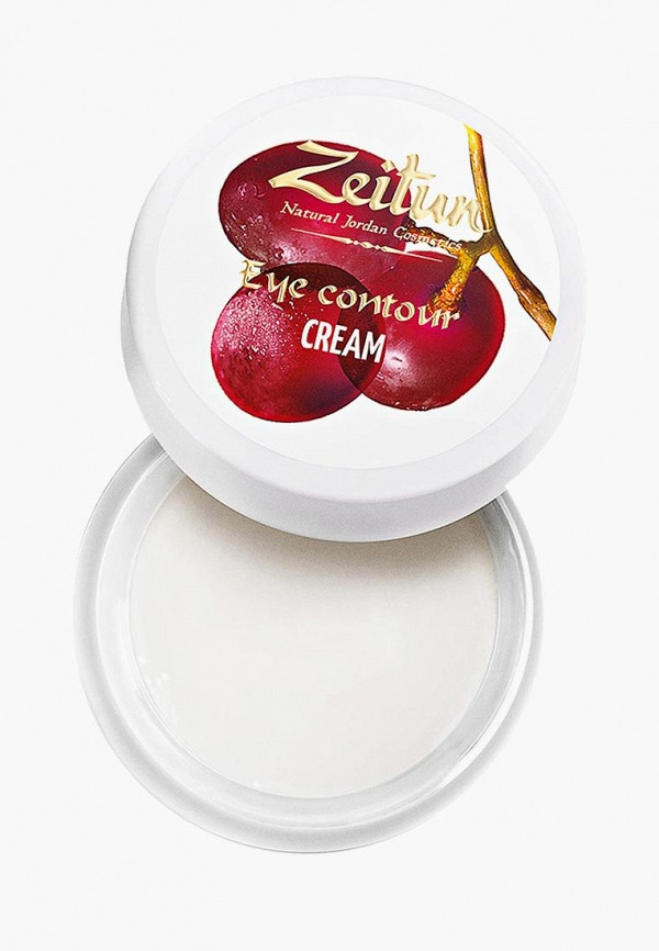 Купить Крем для кожи вокруг глаз Zeitun, Натуральный, 50 мл, ze015lwbxze4, белый, Весна-лето 2019