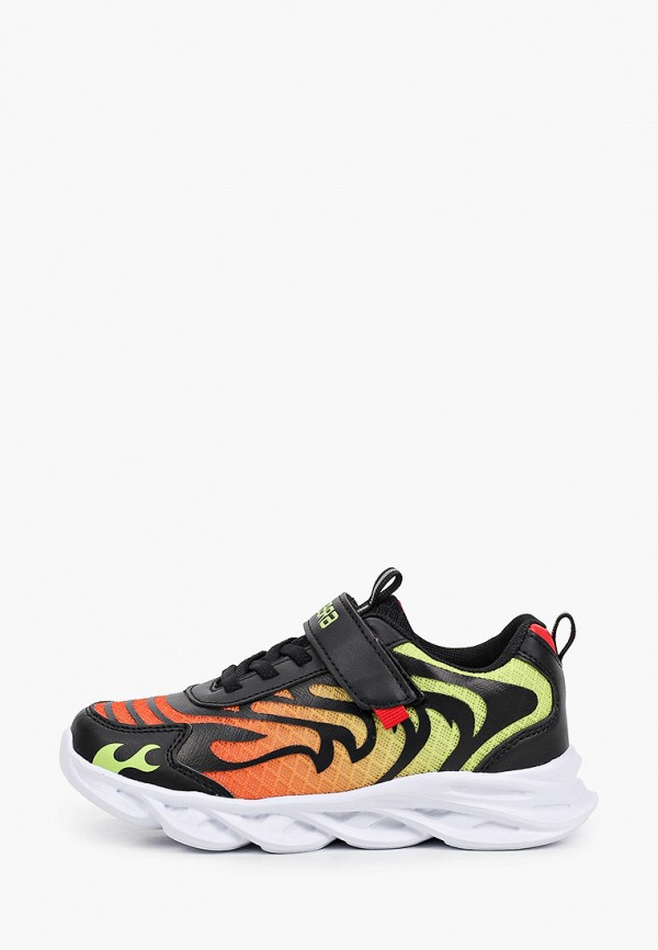 кроссовки зебра для мальчика, разноцветные