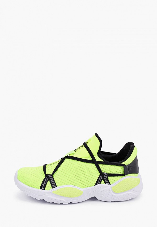 кроссовки зебра для мальчика, зеленые