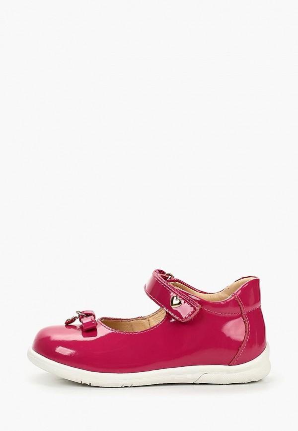 туфли зебра для девочки, розовые