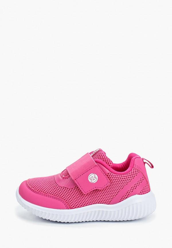 кроссовки зебра для девочки, розовые