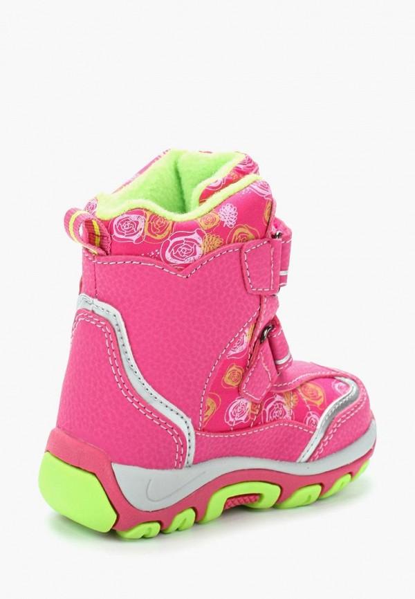 Ботинки для девочки Зебра 11004-9 Фото 2