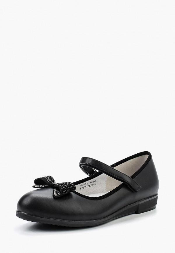 туфли зебра для девочки, черные