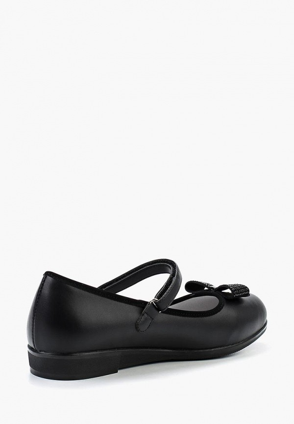 Туфли для девочки Зебра 11162-1 Фото 2