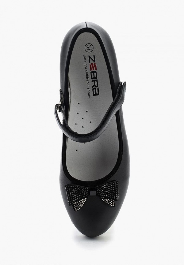 Туфли для девочки Зебра 11162-1 Фото 4