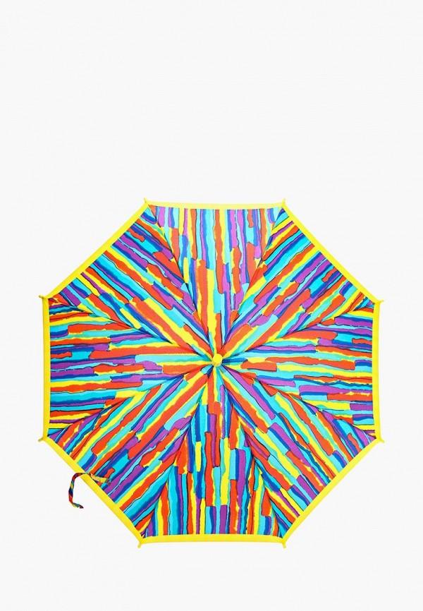 зонт zemsa для девочки, разноцветный