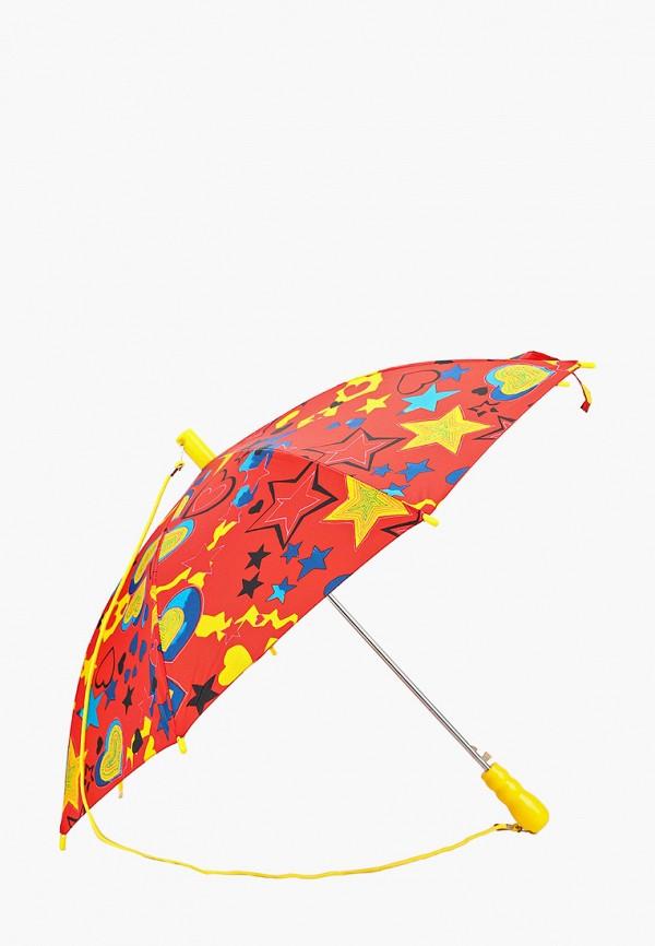 зонт zemsa малыши, красный