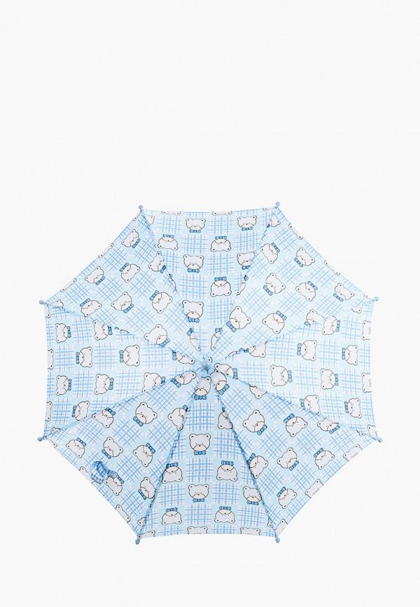 зонт-трости zemsa малыши, голубой